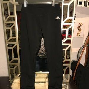 NWT- Adidas Clima Wear Capri tights